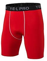 Per uomo Pantaloncini da corsa Fitness, Running & Yoga Asciugatura rapida Design anatomico Traspirante Leggero SportPantaloncini