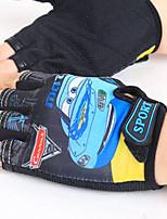 Gants sport Enfant Gants de Cyclisme Printemps Eté Gants de Vélo Vestimentaire Respirable Durable Protectif Anti-transpirationLes