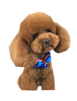 Cachorro Gravata/Gravata Borboleta Roupas para Cães Casual Laço
