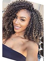 Havanna Gehäkelt Locken Cubic Twist Federnd Locken Insel Twist Pre-Schleife Crochet Borten Haarverlängerungen Künstliches Haar Haar Borten