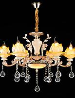 La luce del pendente, la caratteristica moderna / contemporanea tradizionale / classica della lega di zinco per lo studio di sala da