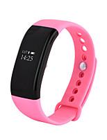 Жен. Смарт-часы Модные часы Цифровой Защита от влаги Pезина Группа Черный Белый Синий Розовый Фиолетовый