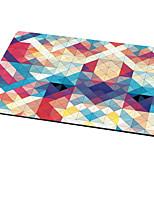 Ajazz magnifique trompette tapis de souris lavable en caoutchouc tissu bureau tapis de souris 26cm * 21cm * 0.3cm