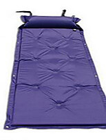 Inflated Mat Camping / Hiking All Seasons Plastic Film