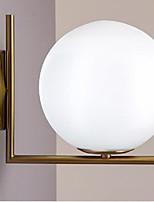 40 E26/E27 Moderno/Contemporâneo Dourado Característica for LED,Luz Ambiente Luz de parede