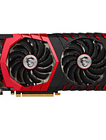 MSI Video Graphics Card GTX1060 1809MHz/8100MHz6GB/192 бит GDDR5