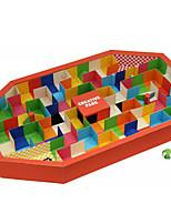 Puzzle Kit fai-da-te Puzzle 3D Costruzioni Giocattoli fai da te Rettangolare