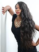 Barato 8 '' - 26 '' glueless cabelos cheios de renda cabelo humano perucas suaves 10a brasileiro 100% cabelo humano 130% densidade perucas