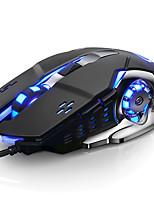 G3 6 кнопок 3200dpi usb проводная мышь для игры с кабелем 120 см