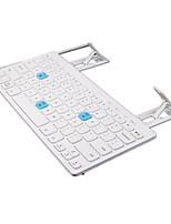 B. O. W HB191 Folding Bracket Wired USB Mini Keyboard