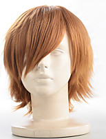 Cosplay Wig Short Curly Synthetic Wig Anime Cos Wig Capless Heat Fashion Wig Hairstyle