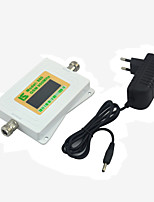 Mini Intelligent Display GSM980 Mobile phone Signal Booster 2G GSM 900mhz Signal Repeater with Power Supply White