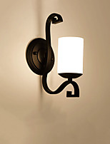 60 E26/E27 Modern/Contemporary Painting Feature for LEDAmbient Light Wall Sconces Wall Light