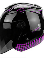 YOHE YH-882 Motorcycle Helmet Male Electric Car Helmet Female Summer Half-Cover Helmet Blue Sunscreen Half Helmet Cobra Version