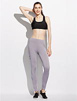 Women's Mid Rise strenchy Active Pants,Active Skinny Solid Geometric