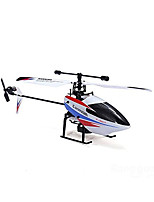 Upgraded Version WLtoys V911 2.4Ghz 4CH 3-Axis Single Blade Propellor Gyro Mini Radio RC Helicopter BNF