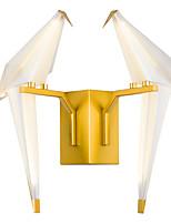 AC220 16 LED Intégré Tiffany simple Traditionnel/Classique Rustique Doré Fonctionnalité for LED Style mini Ampoule incluse,Eclairage