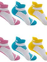 Meias de Corrida Unisexo Fitness, Corrida e Yoga Esportes-1 Pças. para Correr