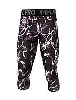Homme Pantalon/Surpantalon Fitness, course et yoga Séchage rapide Extérieur Pour tous les jours Toutes les Saisons
