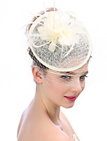 The New Feather Simple Grenadine Hat