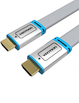 VENTION H450HDF HDMI 2.0 Connect Cable HDMI 2.0 to HDMI 2.0 Connect Cable Male - Male 1080P Gold-plated copper 5.0m(16Ft)
