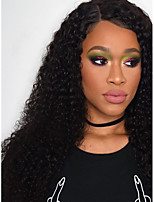 180% Density Peruvian Curly 360 Lace Wigs 10''-24'' 360 Lace Wigs for Black Women 100% Human Hair 360 Lace Frontal Wigs with Baby Hair