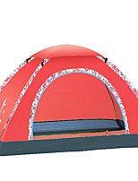 3-4 persons Tent Accessories Single Camping Tent Fold Tent Waterproof Breathable Tent Snowproof Wind Proof 1500-2000 mm for Camping /