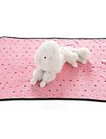 Dog Bed Pet Blankets Blushing Pink Blue Gray