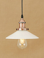 Luz pendente retro país galvanizado recurso para led mini estilo designers sala de metal sala de jantar sala de estudo / entrada de