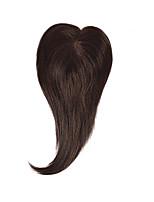 Uniwigs encantan el pelo humano remy hecho a mano atado superior mono del pelo superior para la pérdida del pelo pelo fino (y-2)