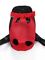 Cat Dog Carrier & Travel Backpack Front Backpack Dog Pack Pet Carrier Adjustable/Retractable Portable Breathable Foldable Soft Solid