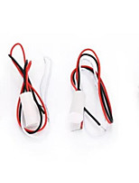 RC - 35 Wired Magnetic Window / Door Switch Sensor Contact Alarm with Three Wires 1PCS