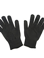 A Pair   Anti - glove  Professional Protection Self - defense Gloves 5 Steel Wire Gloves Reinforced