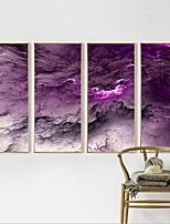 Quattro Pannelli Orizzontale Stampa Decorazioni da parete For Decorazioni per la casa