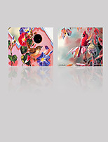 Canvas Print Two Panels Canvas Horizontal Panoramic Print Wall Decor For Home Decoration