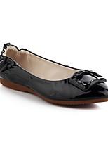 Для женщин Мокасины и Свитер Удобная обувь Светодиодные подошвы Натуральная кожа Кожа Весна Лето Повседневные Пряжки На плоской подошве