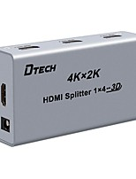 HDMI 2.0 Multiplicateur, HDMI 2.0 to HDMI 2.0 Multiplicateur Femelle - Femelle 4K*2K