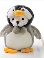 Stuffed Toys Penguin Plush Fabric