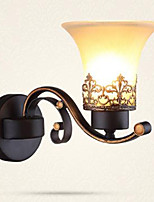 Hotel Guest Room Wall Lamp European Retro Living Room Led Wall Lamp