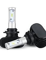 1 kit 50w 8000lm kit phare pour voiture h7 / h8 / h9 / h10 / 900/9006 kit phare avant
