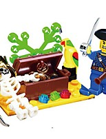 Building Blocks For Gift  Building Blocks Skull Plastics All Ages 6 Years Old and Above Toys PCS27