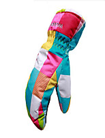 Ski Gloves Teen Activity/ Sports Gloves Keep Warm Skiing Ski & Snowboard Skating Polycarbonate Winter Gloves Winter