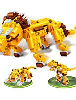 DIY KIT Building Blocks 3D Puzzles Educational Toy For Gift  Building Blocks Dinosaur Plastics 3 Years Old