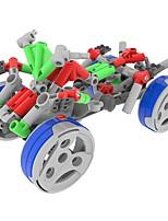 Kit fai-da-te Modello di visualizzazione Costruzioni Gioco educativo per il regalo Costruzioni Moto Biga Plastica Acetato/Plastica6 anni