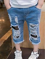 Pantalones Chico Un Color Otro Verano