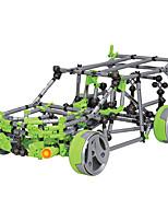 DIY KIT Display Model Building Blocks Educational Toy For Gift  Building Blocks Car Motorcycle Bicycle Plastics Acetate/Plastic ABS6