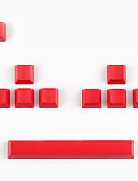 Pbt keycap sem impressão impressa wasd space direction key oem height 10 keys