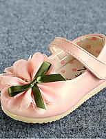 Women's Sneakers Comfort PU Spring Casual Comfort Almond Ruby Black Flat
