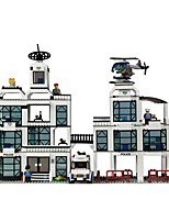 Building Blocks For Gift  Building Blocks Architecture ABS 6 Years Old and Above Toys PCS1230