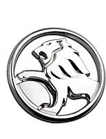 Emblema automotriz para horton todo el metal